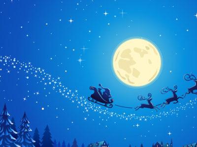 Conte de Noël : La Nuit de Noël