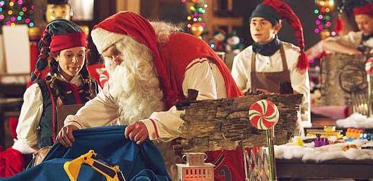 La Fabrication des Cadeaux de Noël
