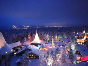 La Village du Père Noël