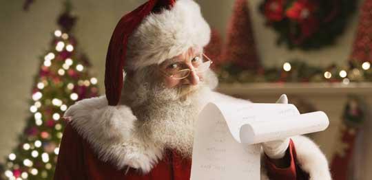 Adresse du Père Noël